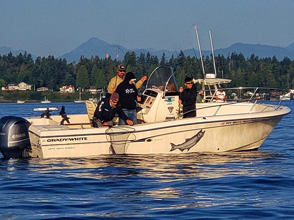 seattle fishing boat