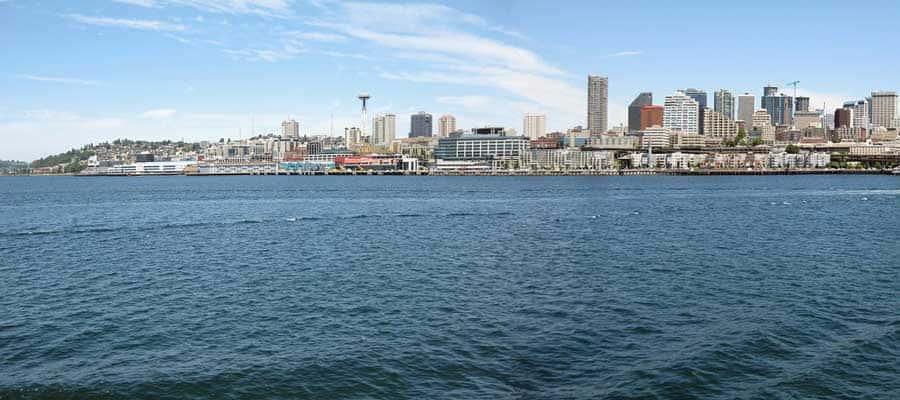 Seattle Sea Burial